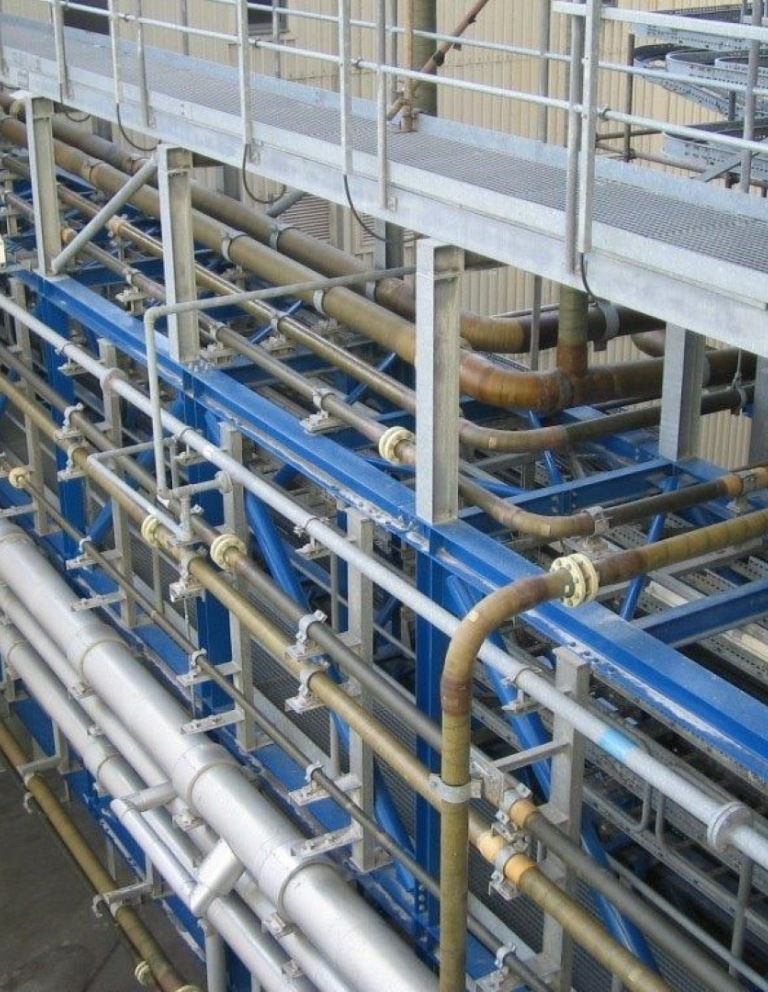 Offshore Pipe installations